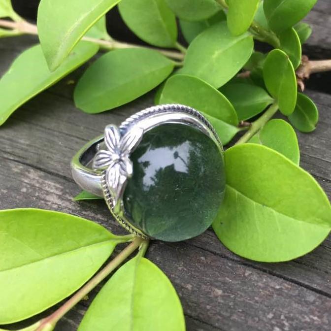 Green Phantom Crystal