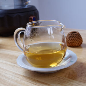 2013 Aged White Tea--Shoumei (5)