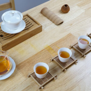 Self Indulgence Meizhan Black Tea with Rose Petals (6)