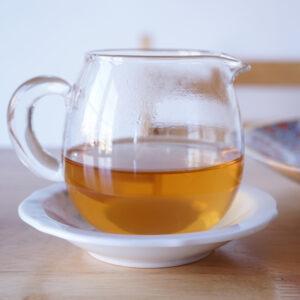 2003 Bulang Shan Raw Puer Tea--布朗山2003年生普 (10)