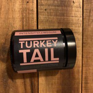 Turkey Tail Mushroom (70g Glass Jar) Wildcrafted