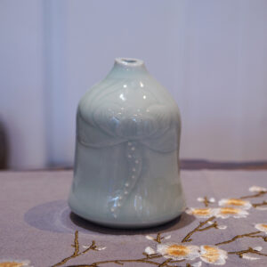 Celadon Vase with Lotus Blossom (1 of 1)-2